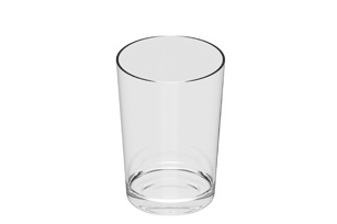 Verre transparent -