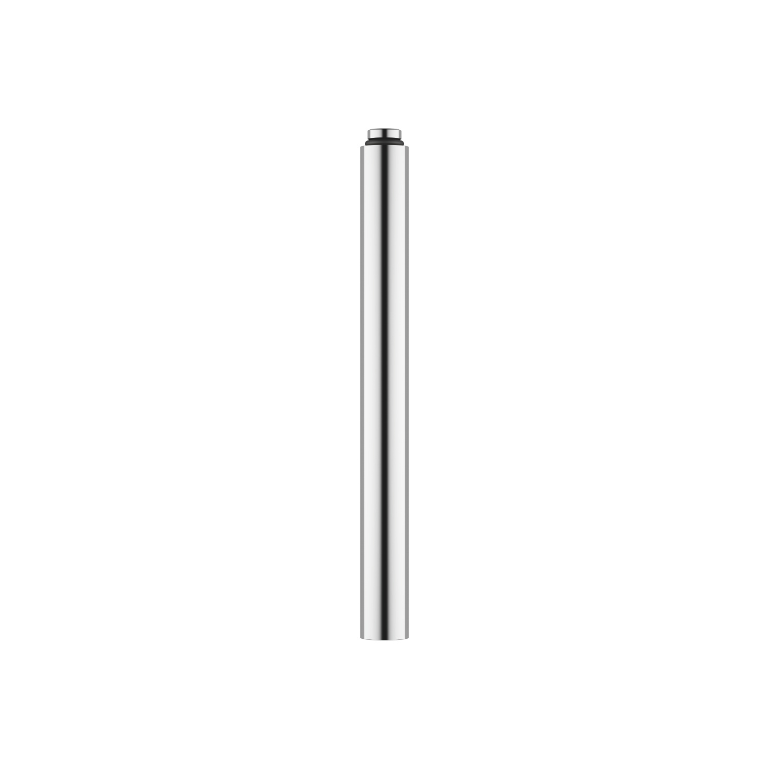 Extension for wall-mounted shower with fixed riser - polished chrome - 12 120 970-00