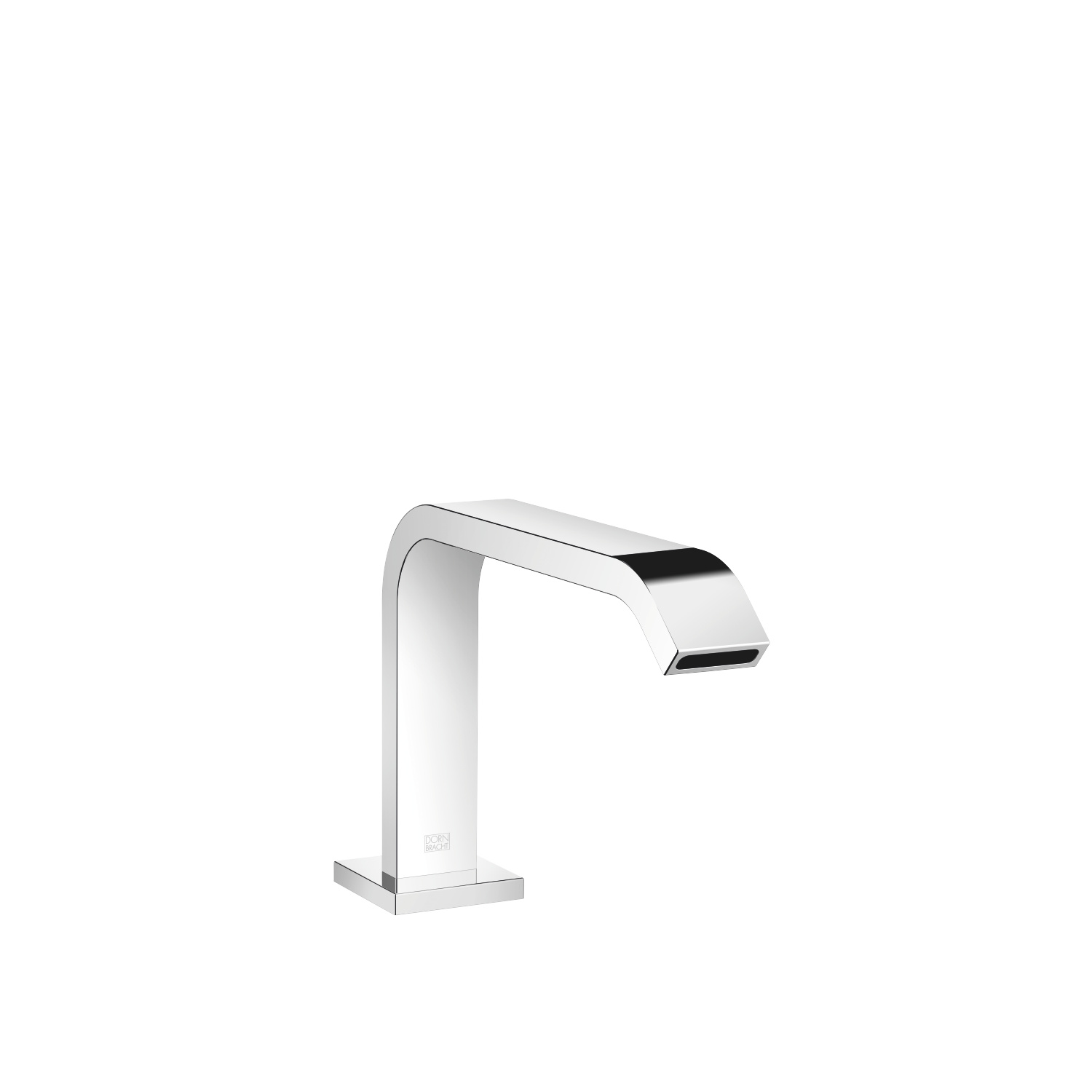 bath spout with diverter for deck mounting - polished chrome