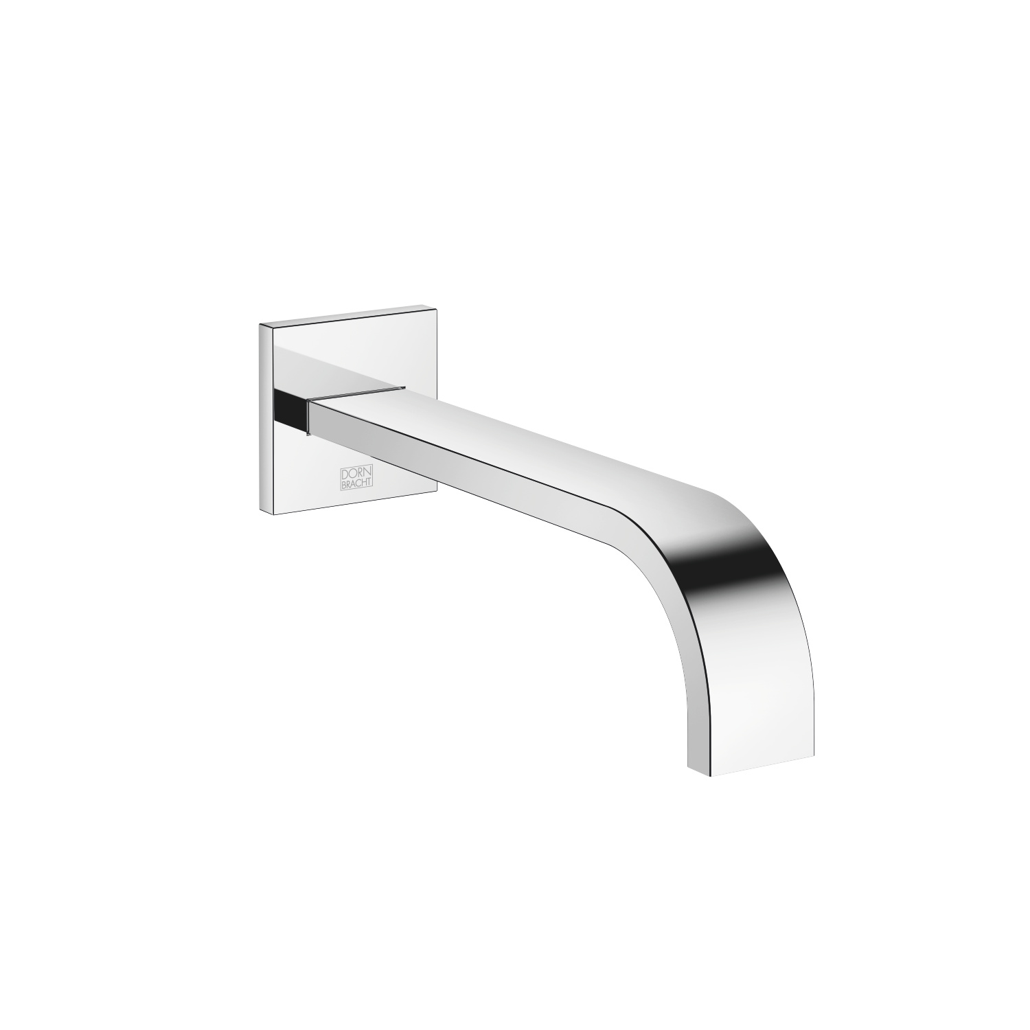 bath spout for wall mounting - polished chrome - 13 801 782-00