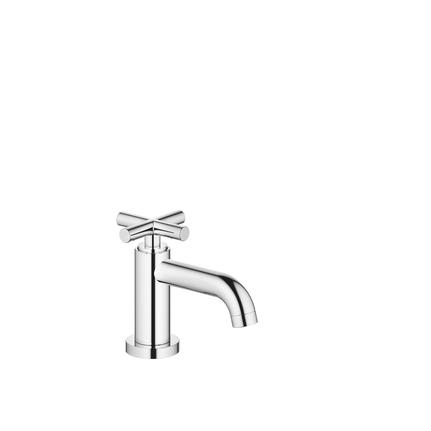 Pillar tap cold water - polished chrome - 17 500 892-00