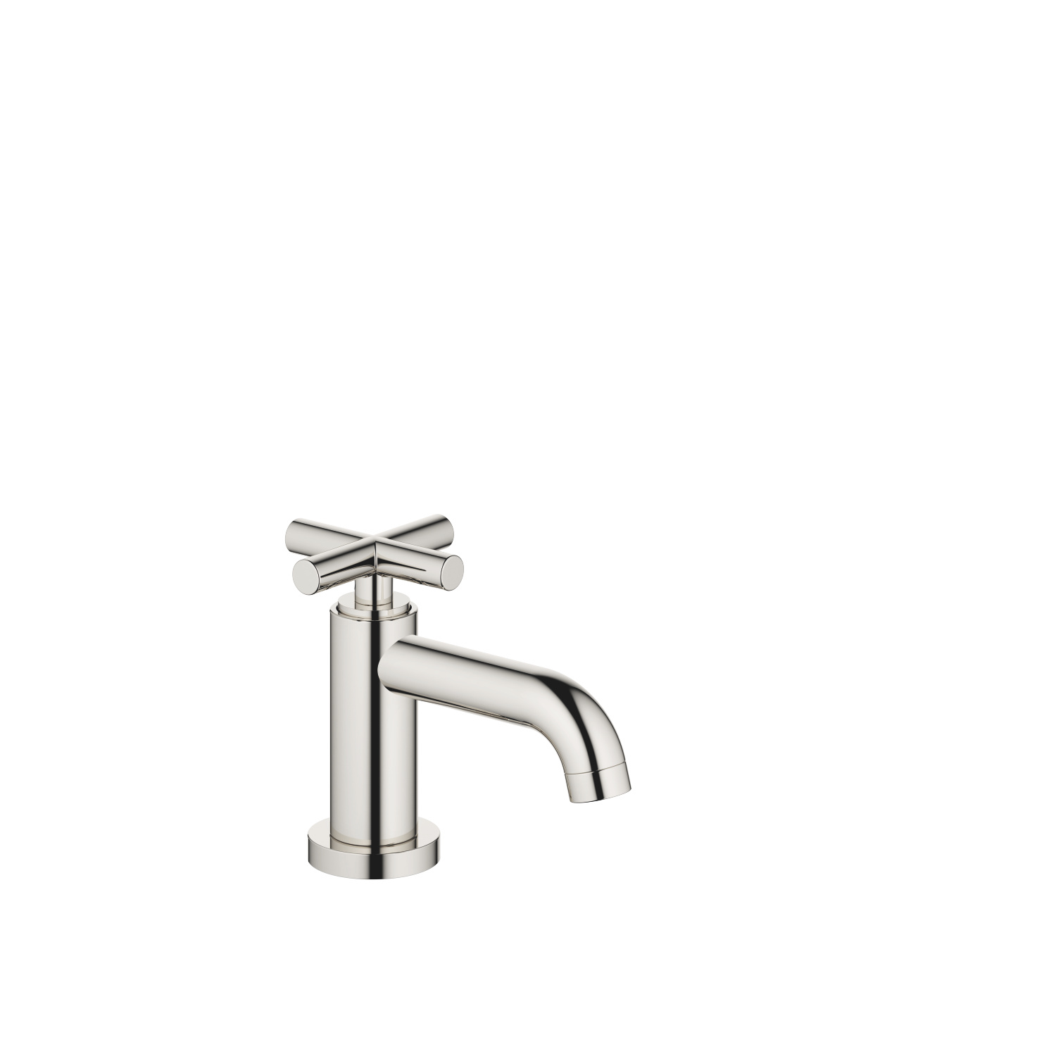 Pillar tap cold water - platinum - 17 500 892-08