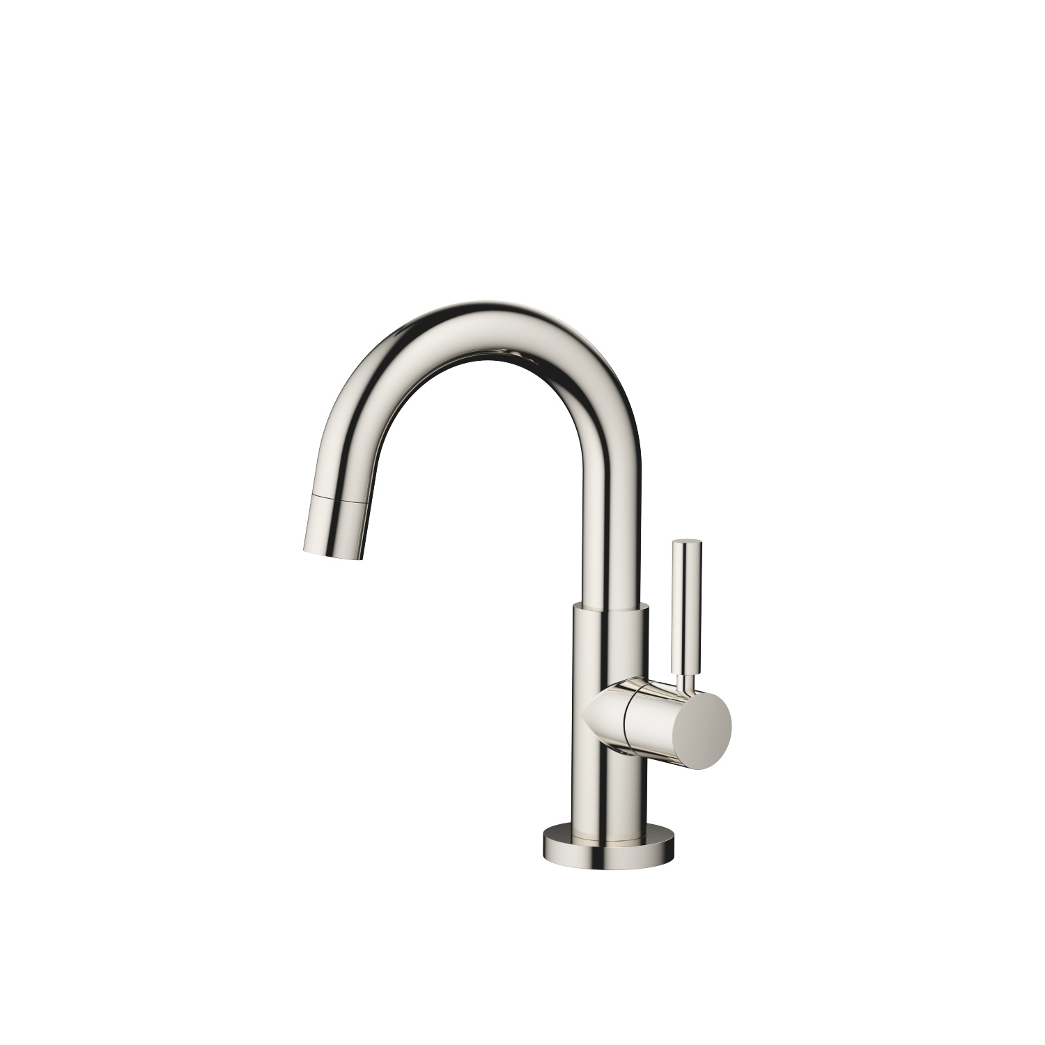 Pillar tap cold water - platinum