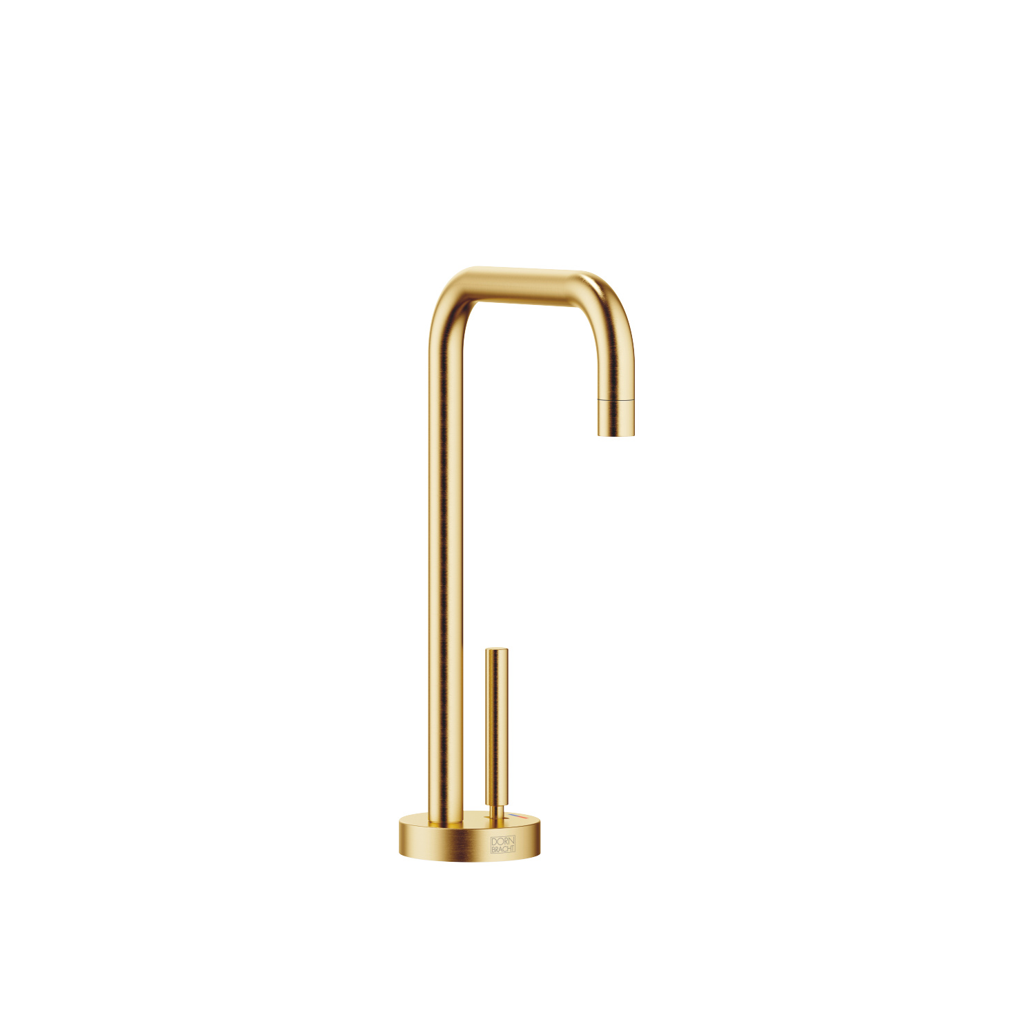 HOT & COLD WATER DISPENSER - Brushed Durabrass