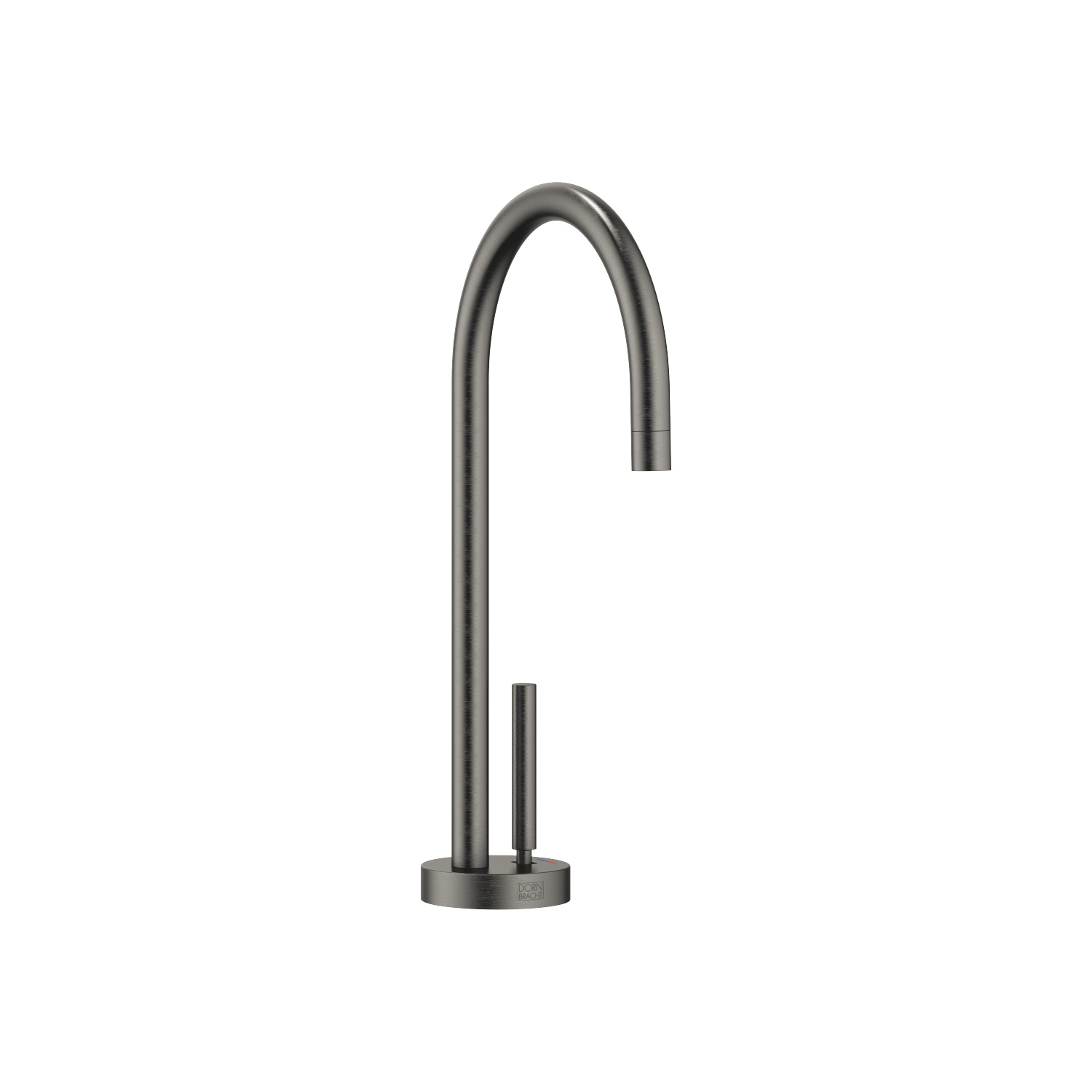 HOT & COLD WATER DISPENSER - Dark Platinum matt