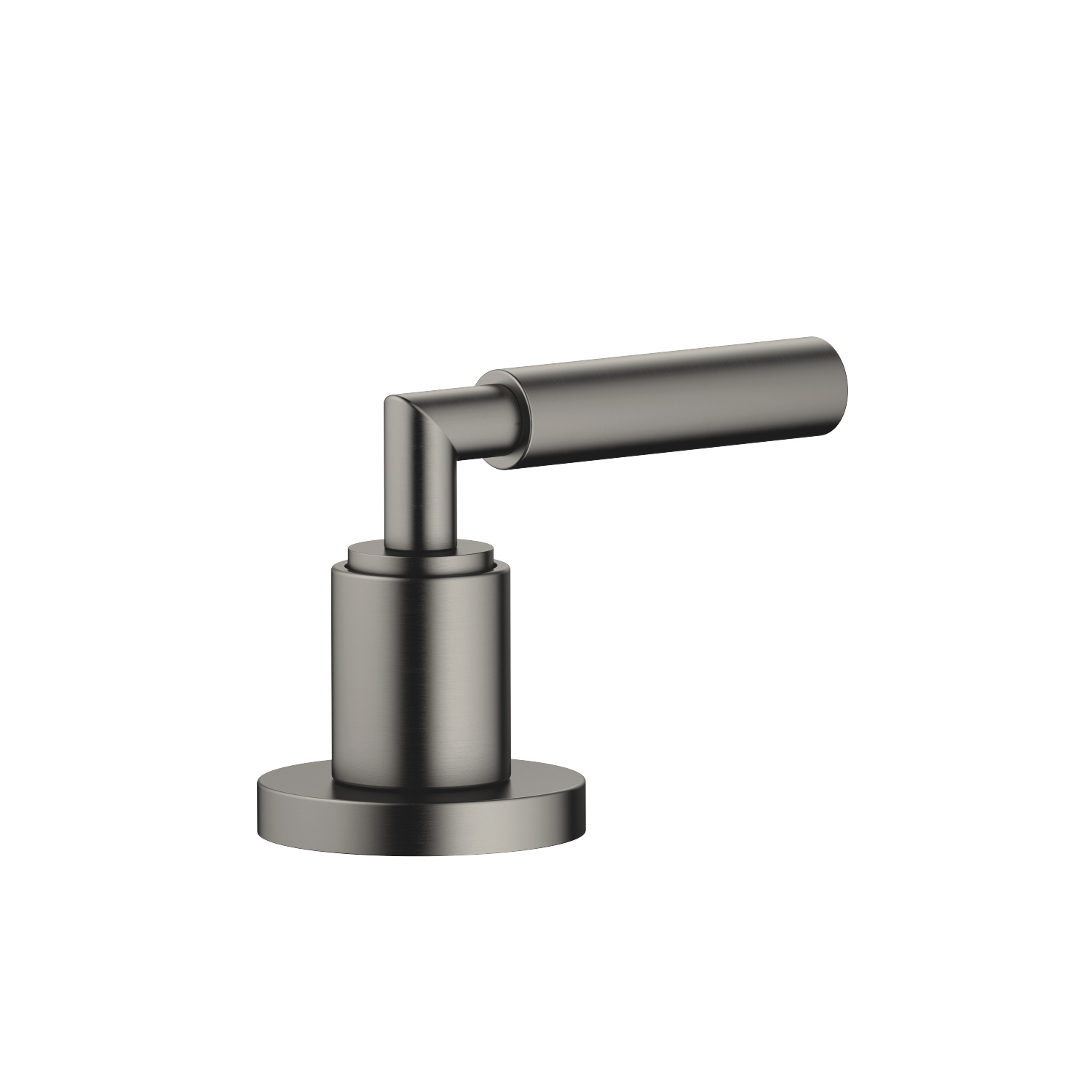 Deck valve anti-clockwise closing - Dark Platinum matt