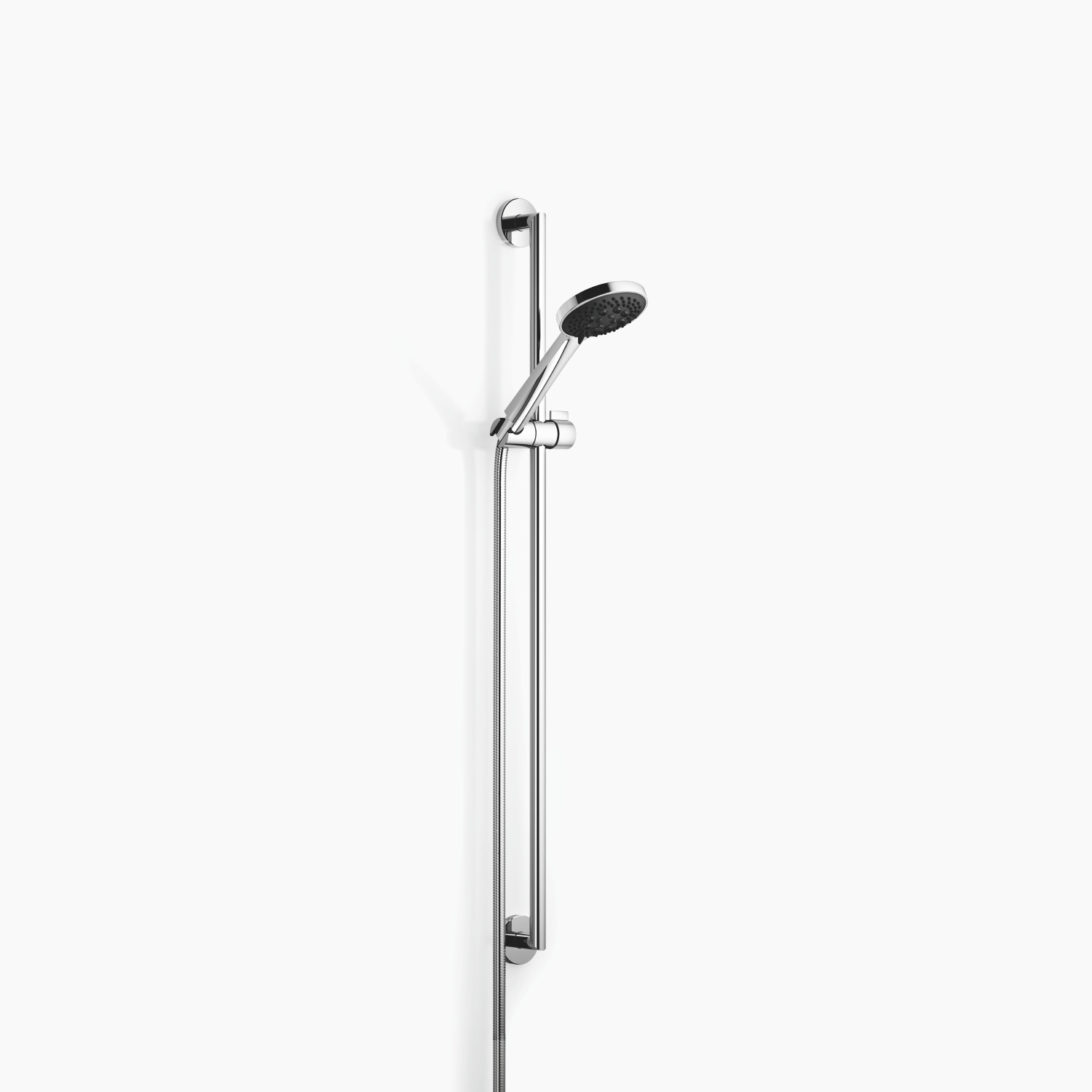 Shower set - polished chrome
