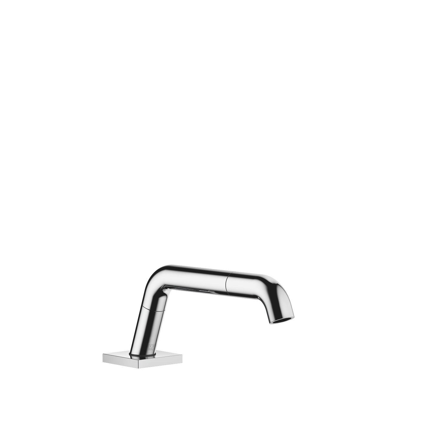 Affusion pipe - polished chrome - 27 728 972-00
