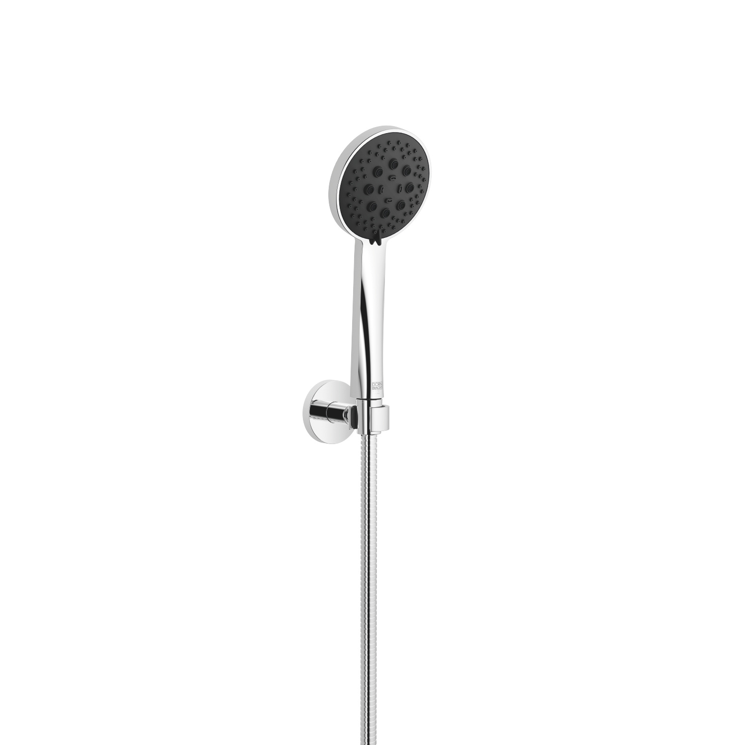 Hand shower set - polished chrome