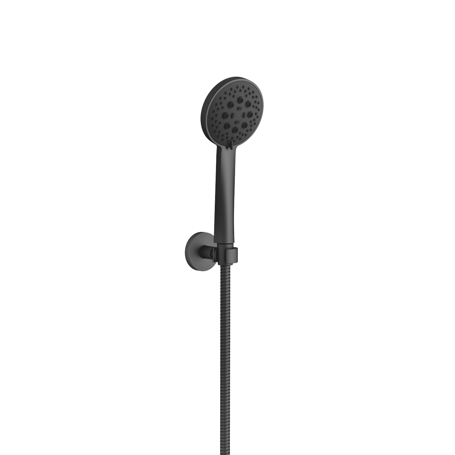 Hand shower set - matt black