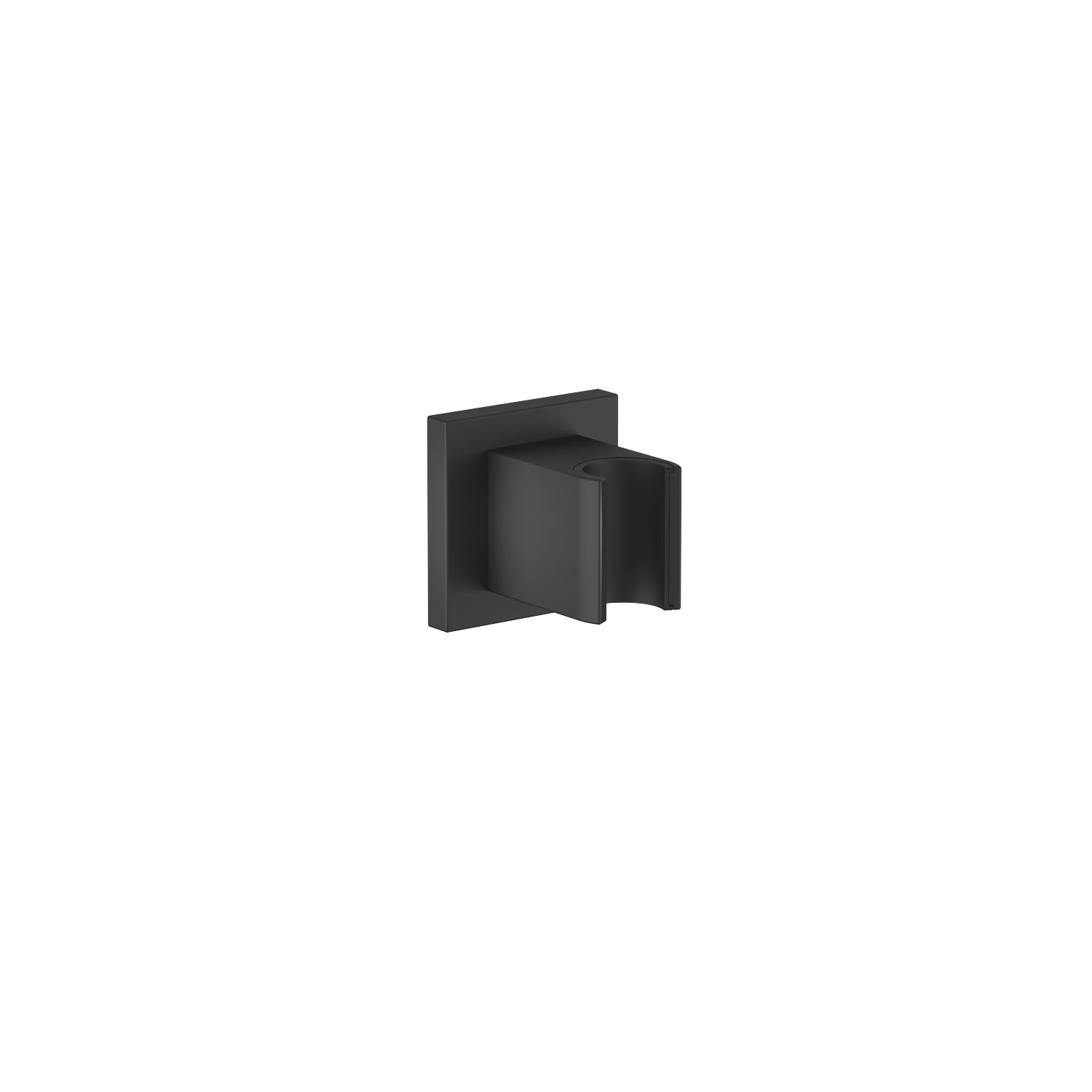 Wall bracket - matt black