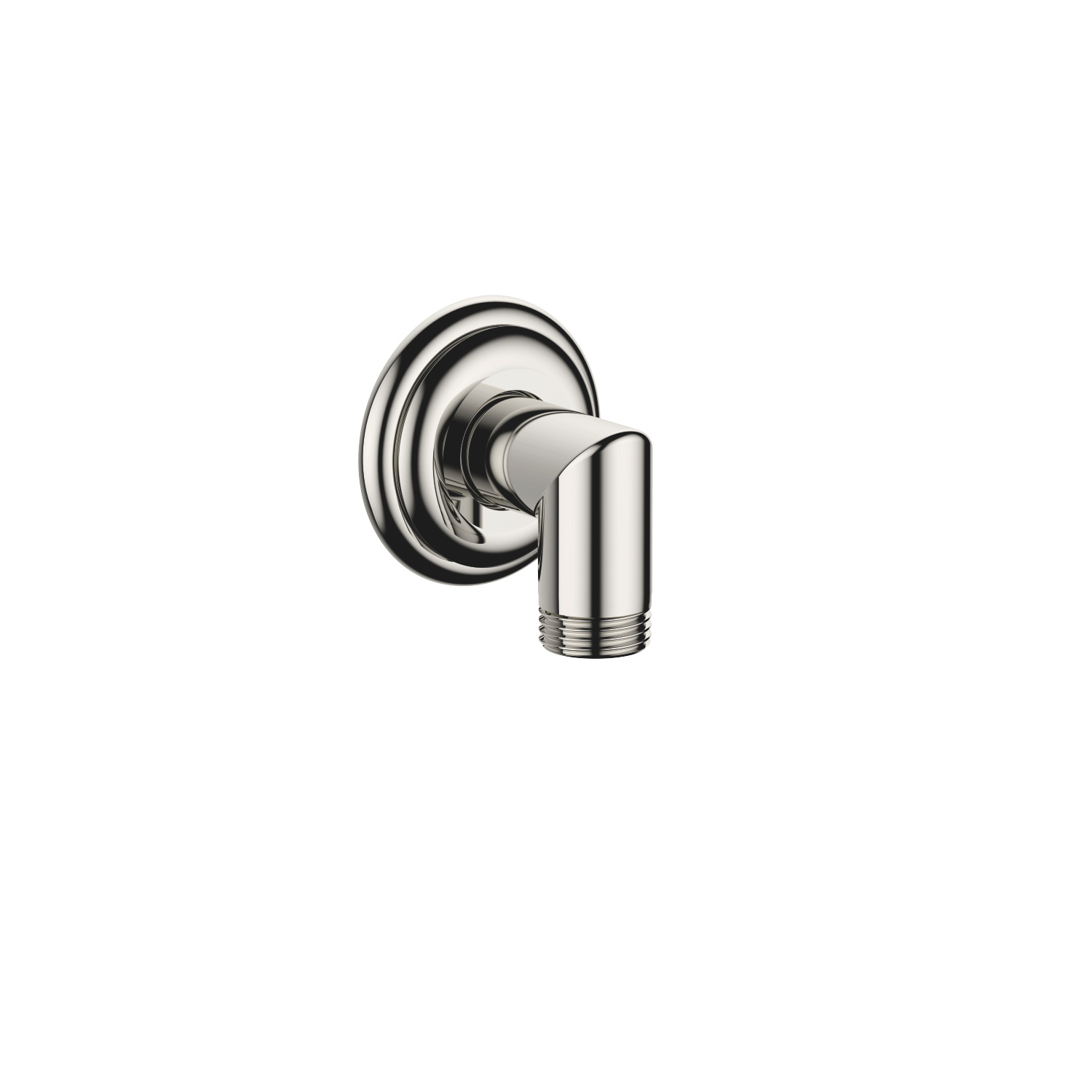 Wall elbow - platinum - 28 450 410-08