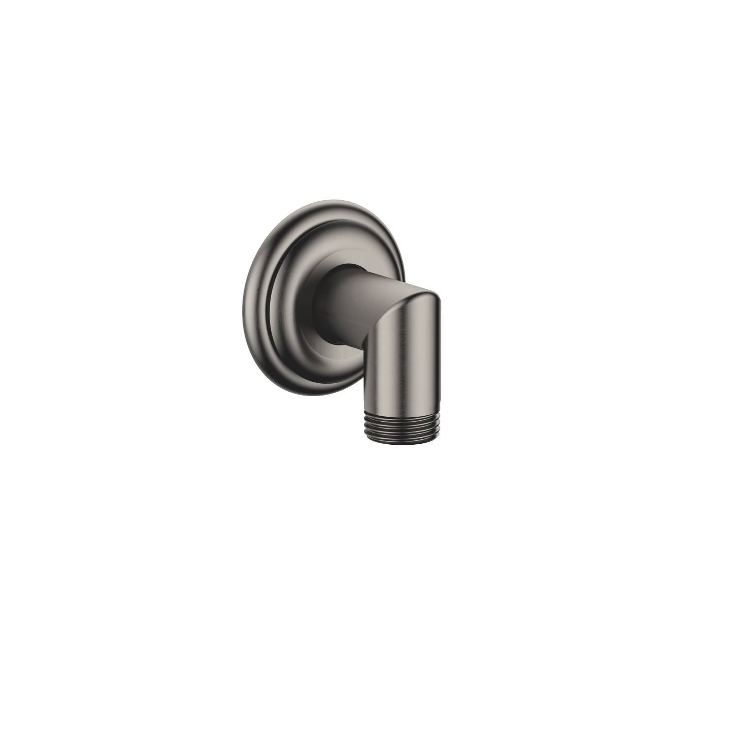 Wall elbow - Dark Platinum matt