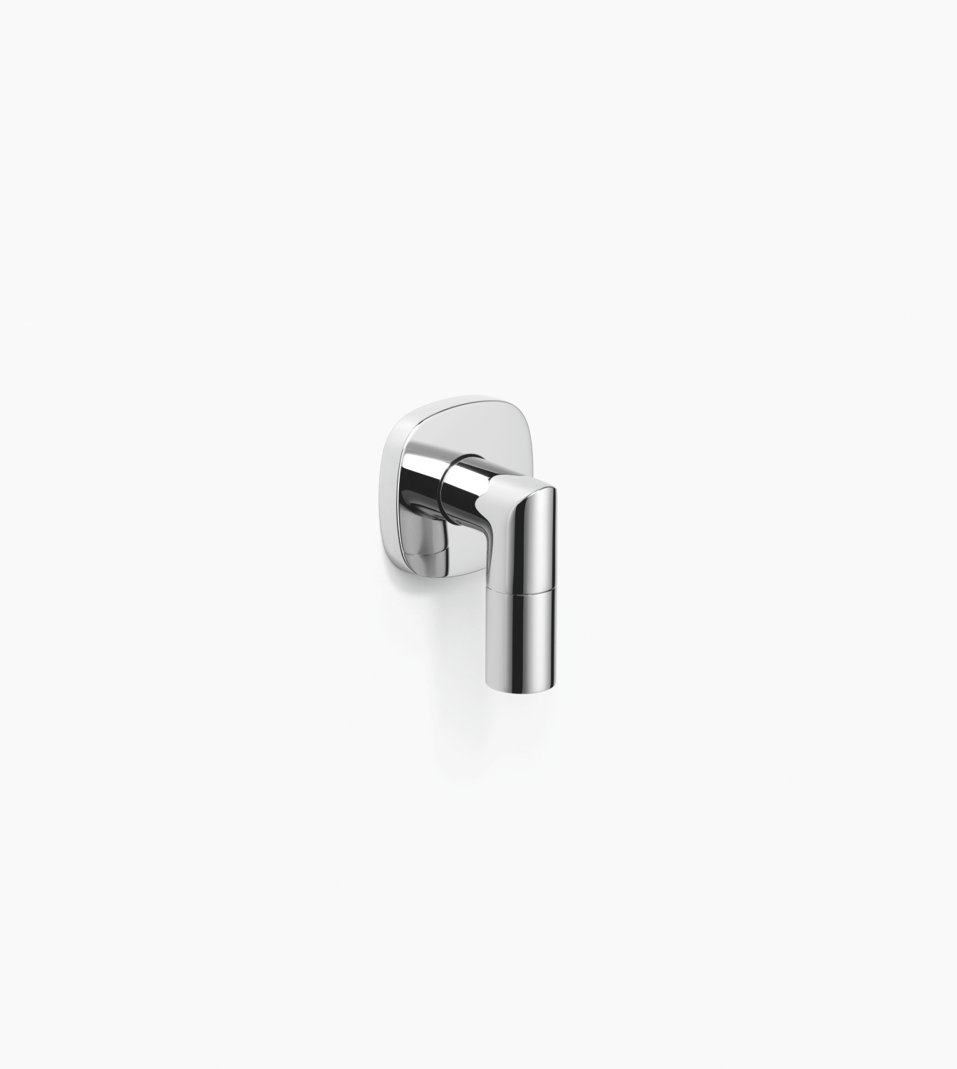 Wall elbow - polished chrome