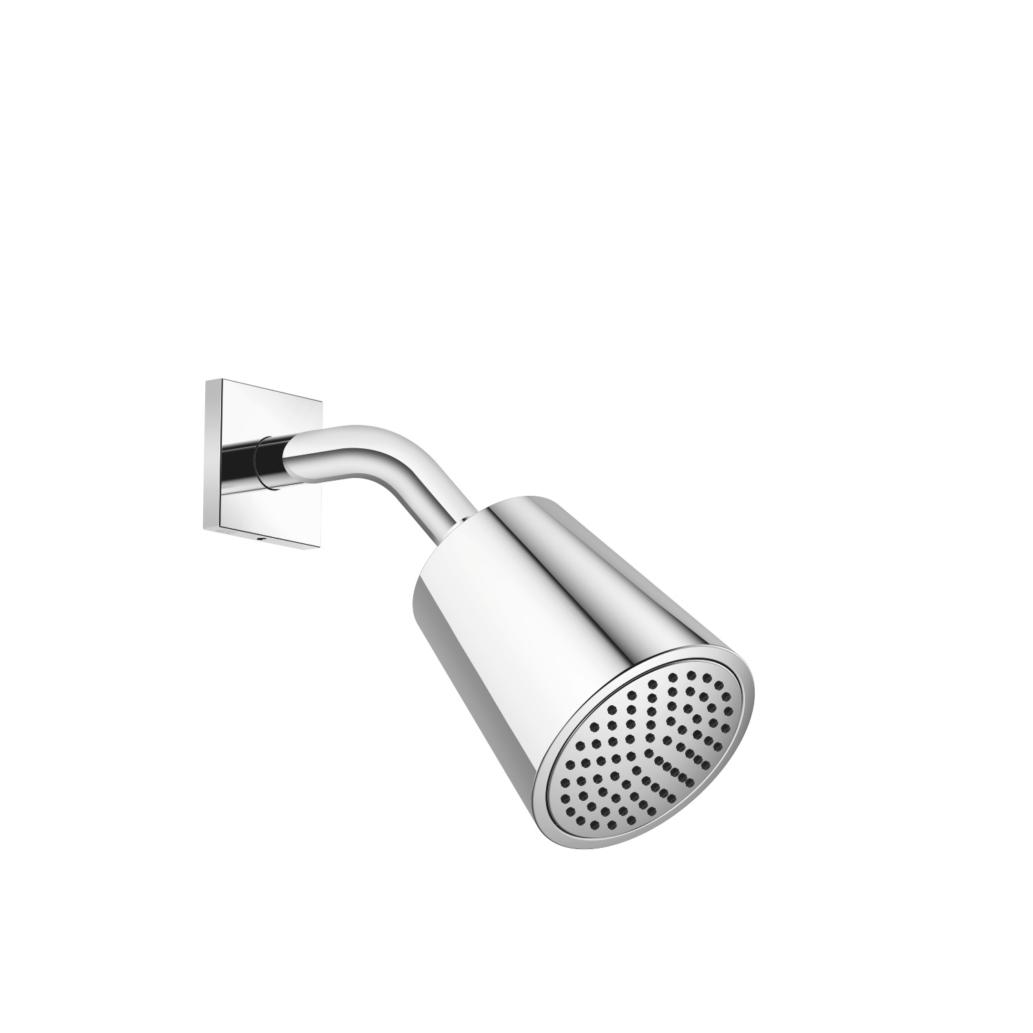 Shower head - polished chrome - 28 504 670-00 0010