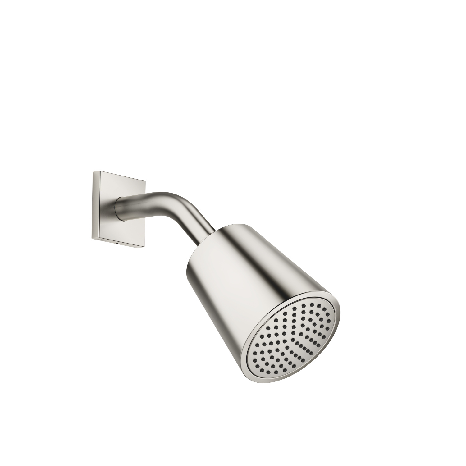 Shower head - platinum matt - 28 504 670-06 0010