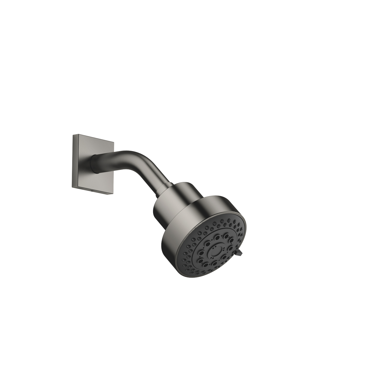 Shower head - Dark Platinum matt