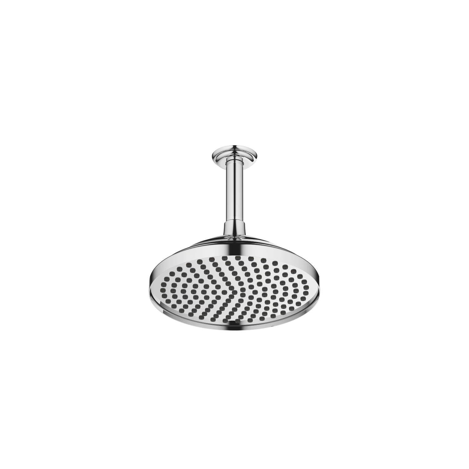 Rain shower with ceiling fixing - polished chrome - 28 565 977-00