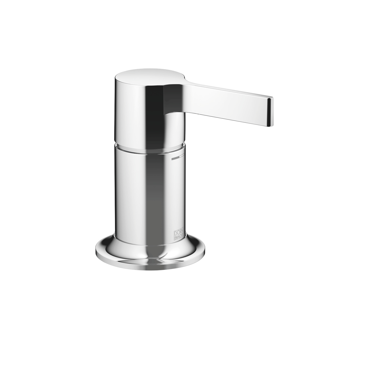 Single-lever bath mixer for bath rim or tile edge installation - polished chrome - 29 300 809-00