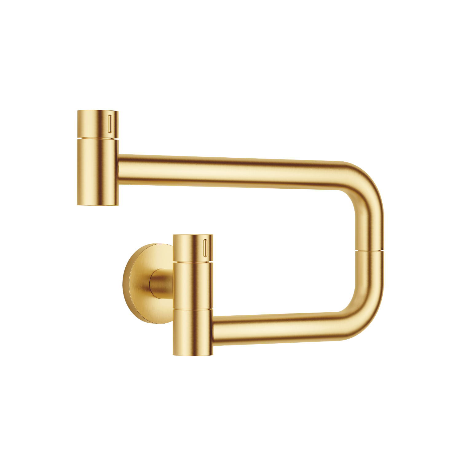 POT FILLER Cold water valve - Brushed Durabrass - 30 805 875-28