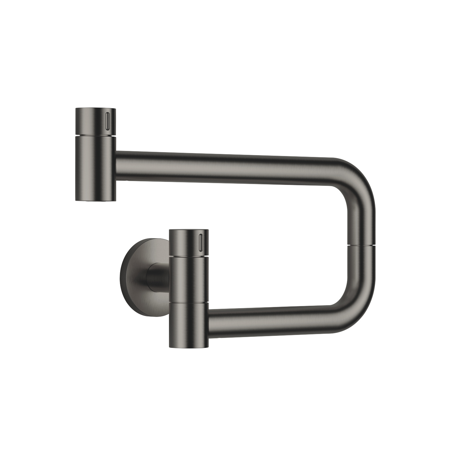 POT FILLER Cold-water valve - Dark Platinum matt
