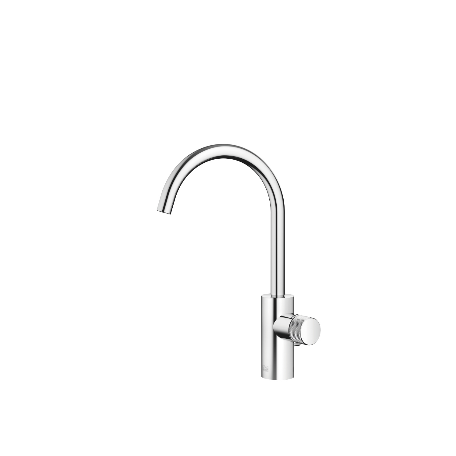 META PURE Single-lever basin mixer with pop-up waste - polished chrome - 33 500 665-00