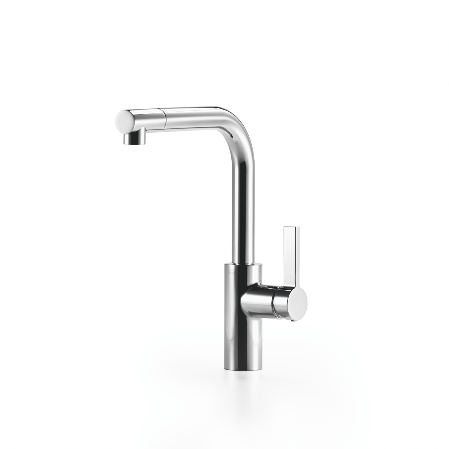Single-lever mixer - Brushed Durabrass