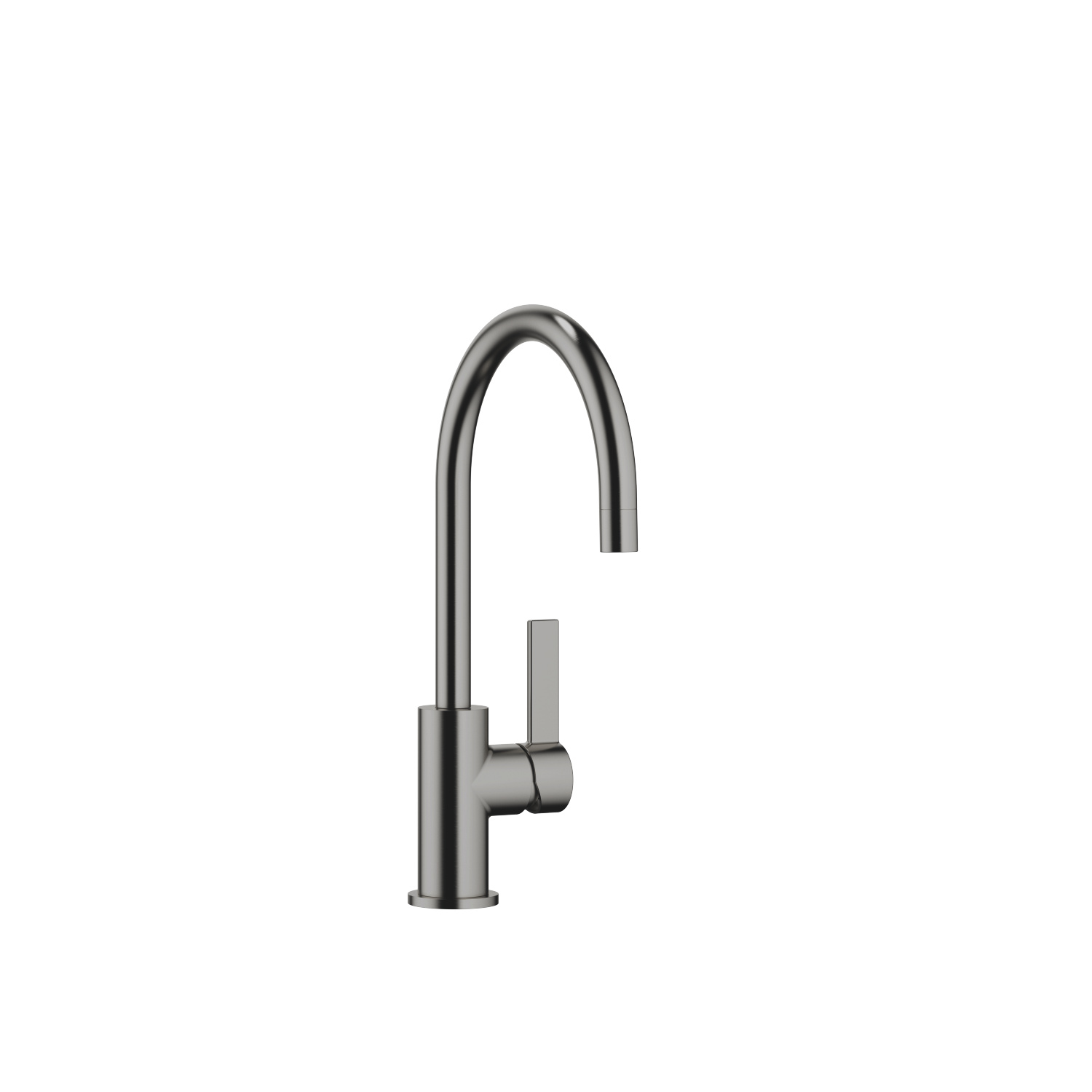BAR TAP Single-lever mixer - Dark Platinum matt - 33 805 875-99