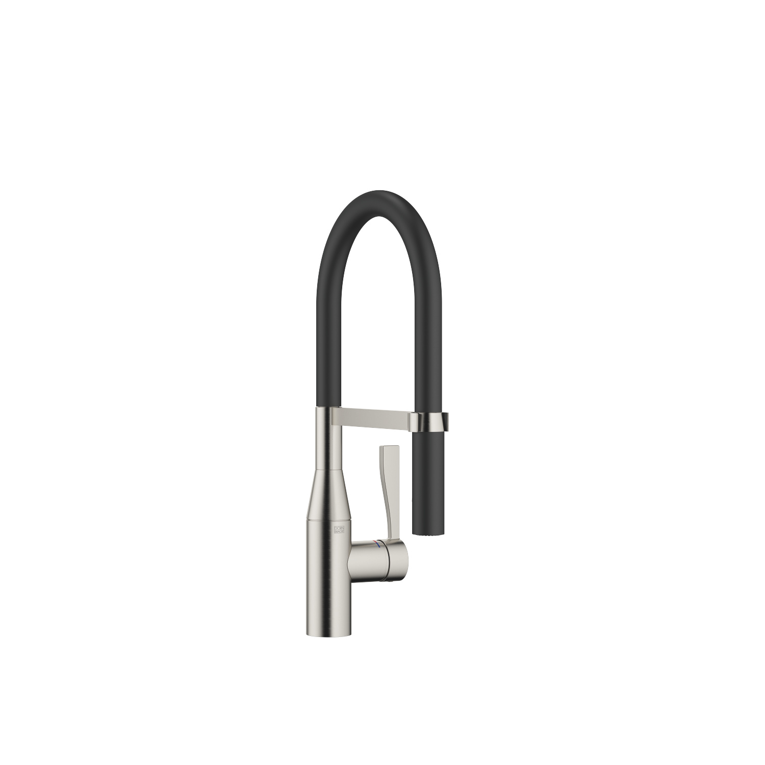 Profi single-lever mixer - platinum matt