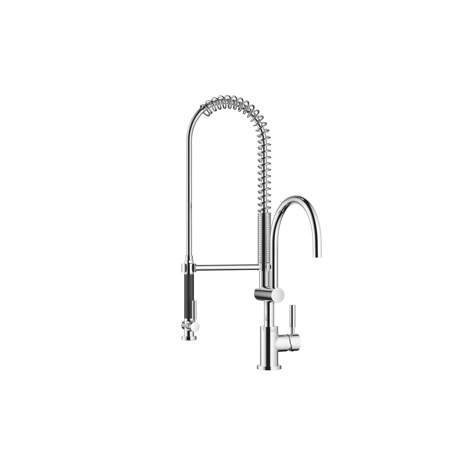 Profi single-lever mixer - polished chrome - 33 880 888-00