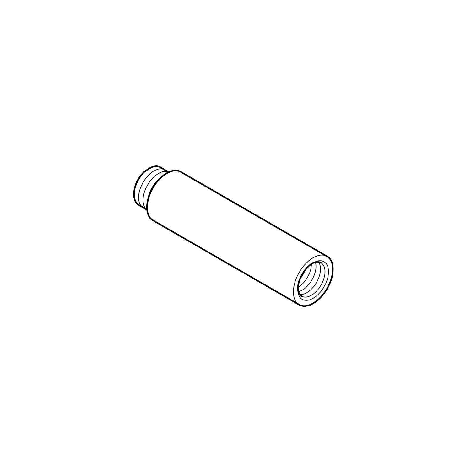 Rough-in adapter -