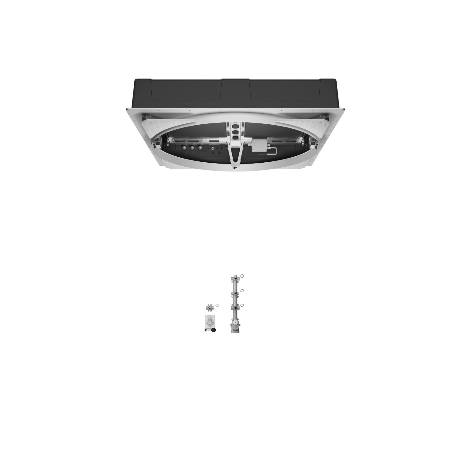 AQUAMOON Experience Shower - - 35 600 970 90