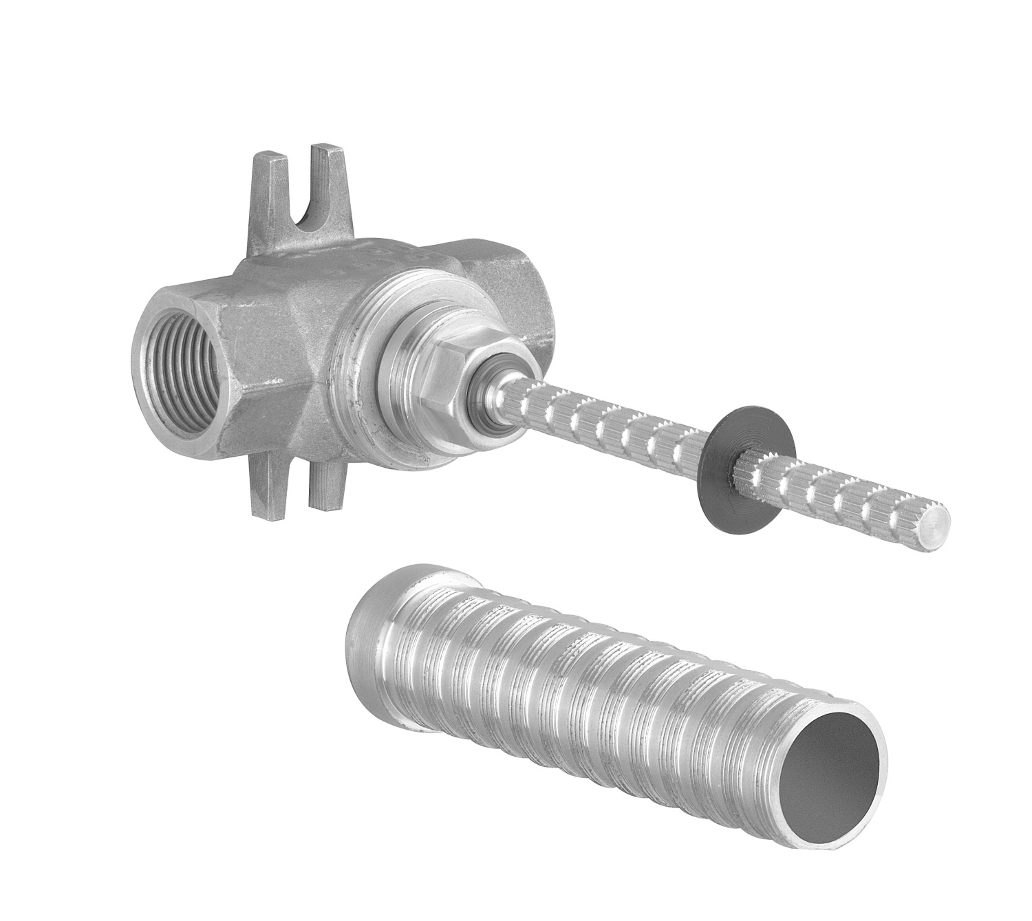 "Wall valve anti-clockwise closing 1/2"" - - 35 671 970 90"