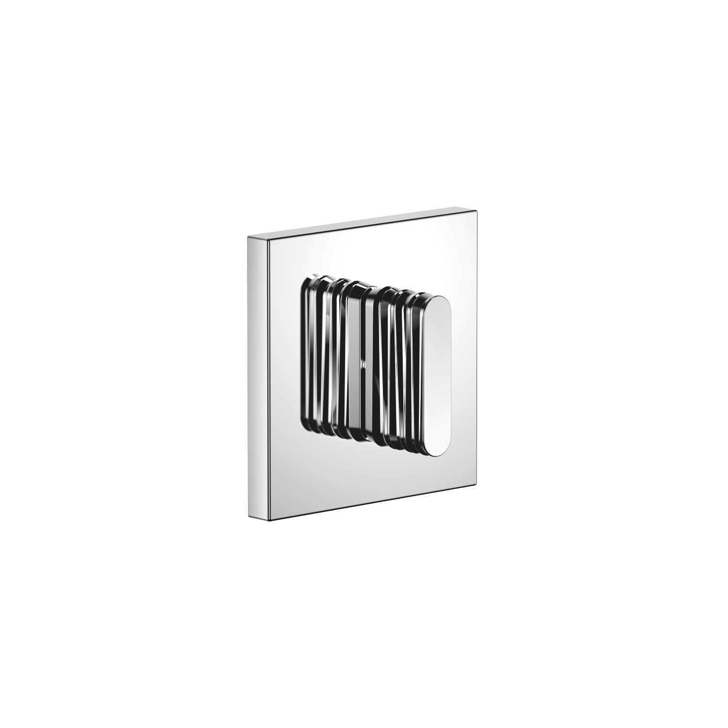 Concealed two- and three-way diverter - polished chrome - 36 101 705-00