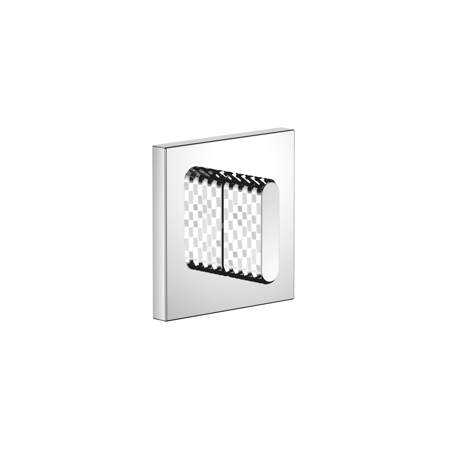 Concealed two- and three-way diverter - polished chrome - 36 102 705-00