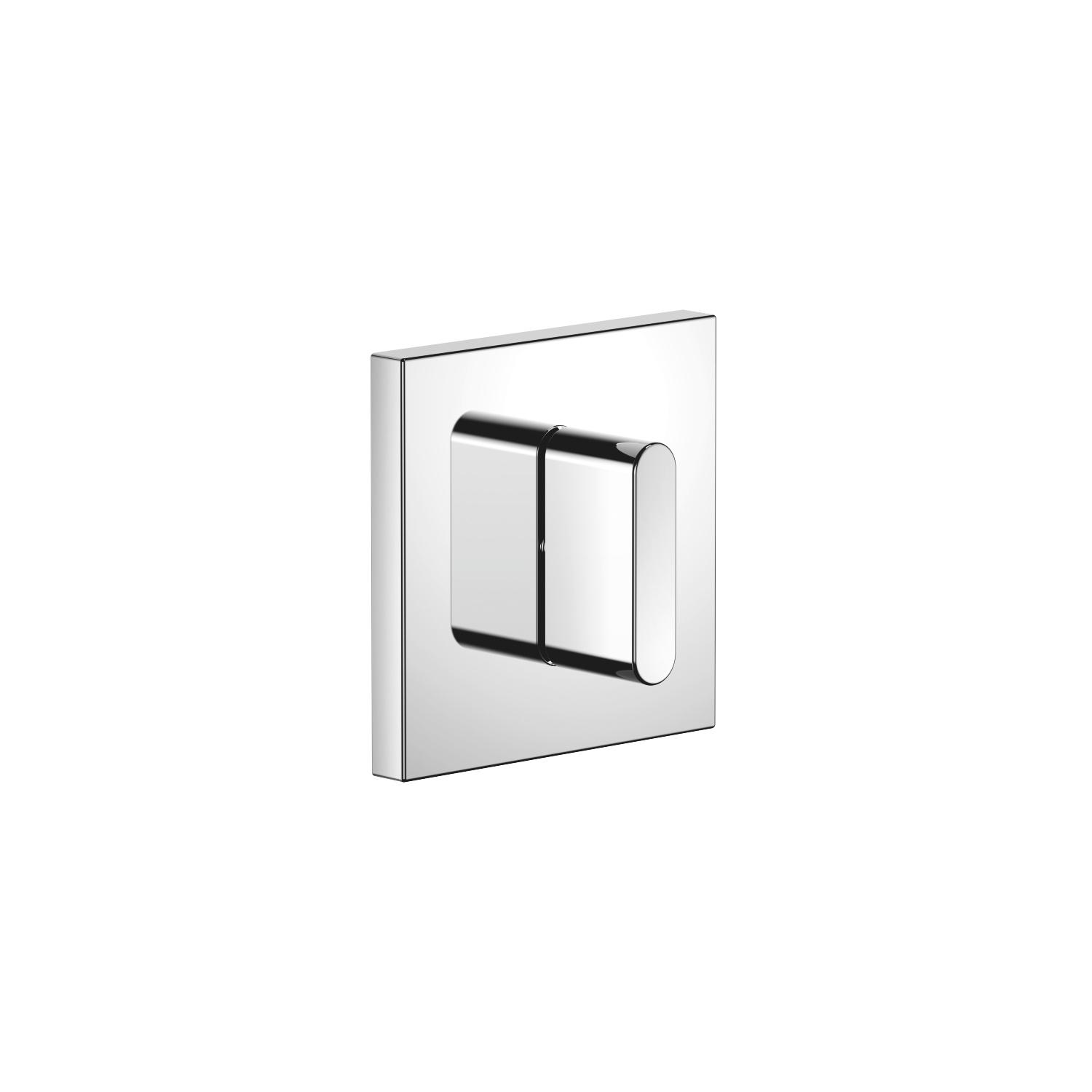 Concealed two- and three-way diverter - polished chrome - 36 104 705-00
