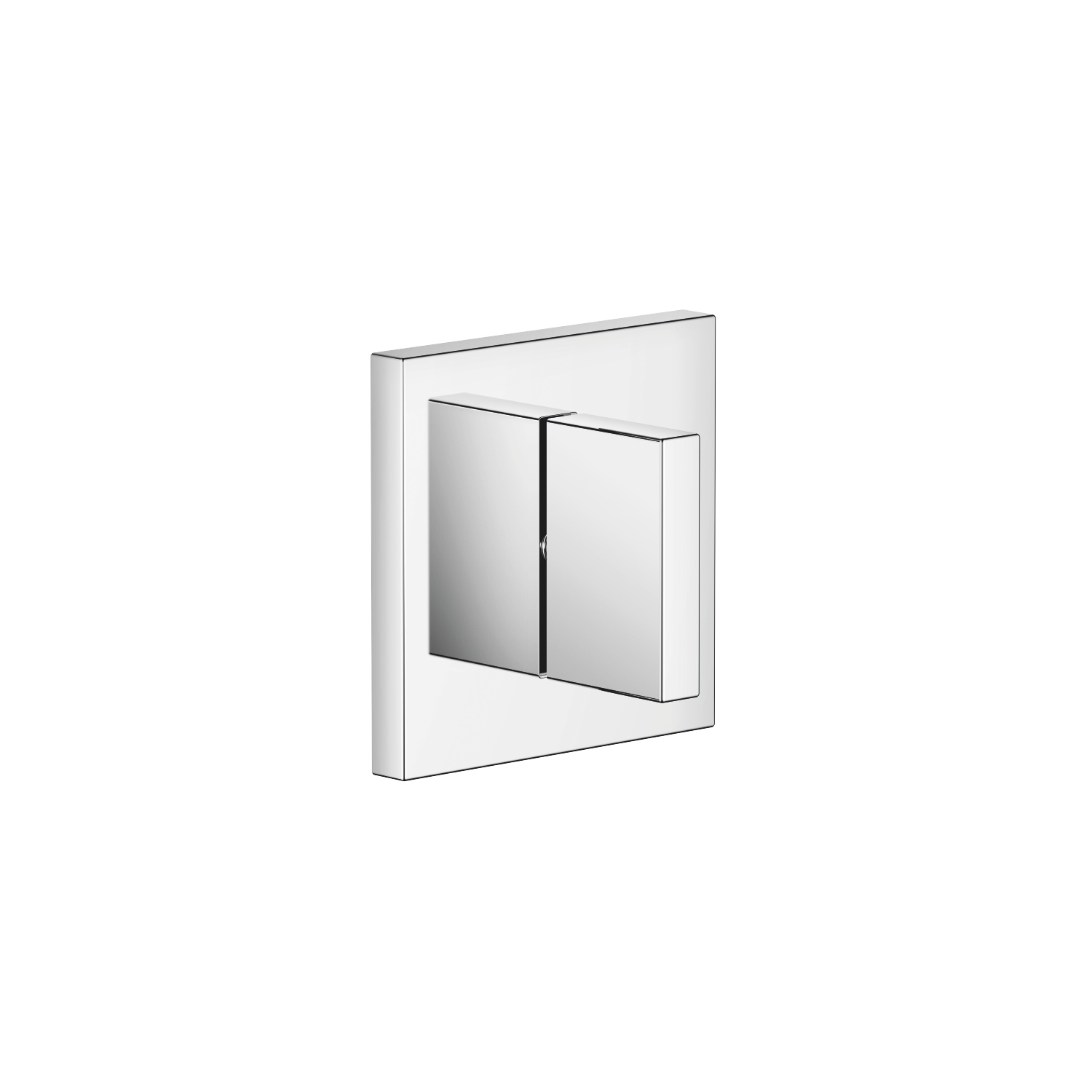 Concealed two- and three-way diverter - polished chrome - 36 104 782-00