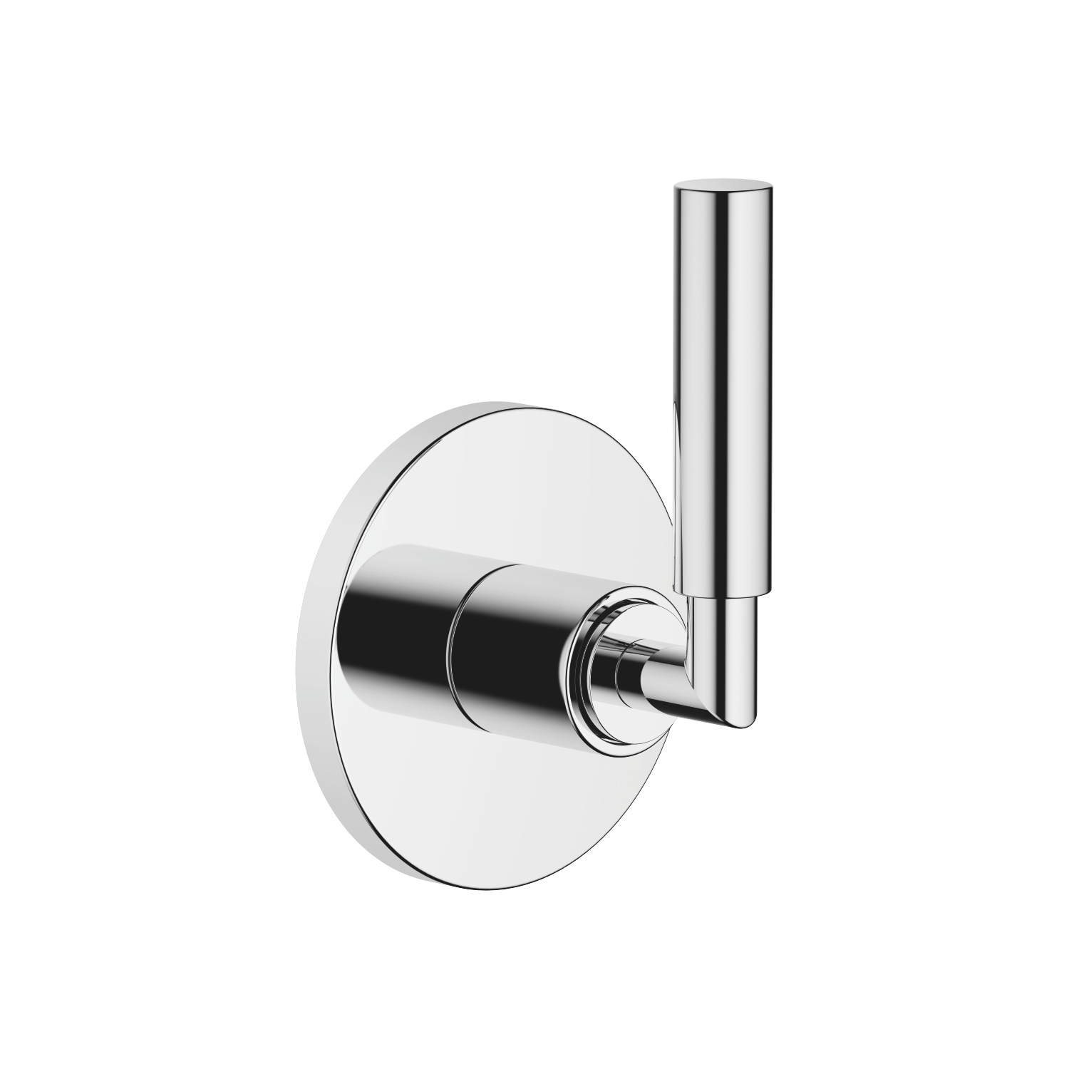 Concealed two- and three-way diverter - polished chrome - 36 104 882-00