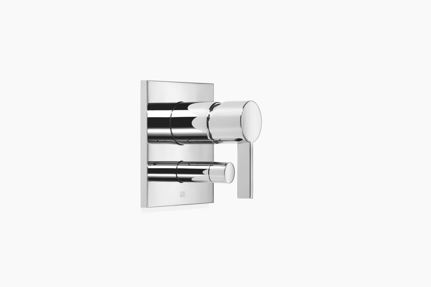 xSTREAM Concealed single-lever mixer with diverter - polished chrome