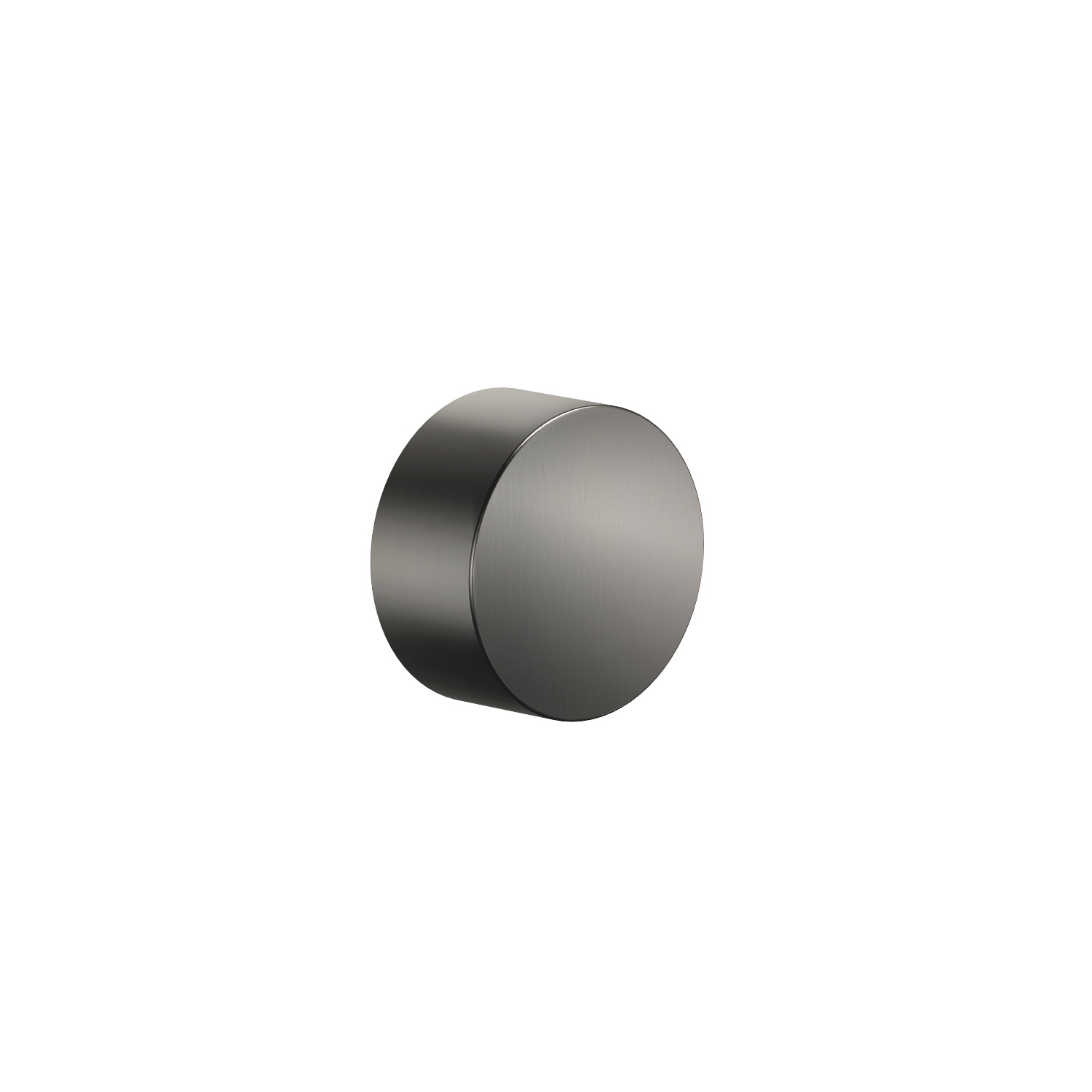 Concealed two-way diverter - Dark Platinum matt