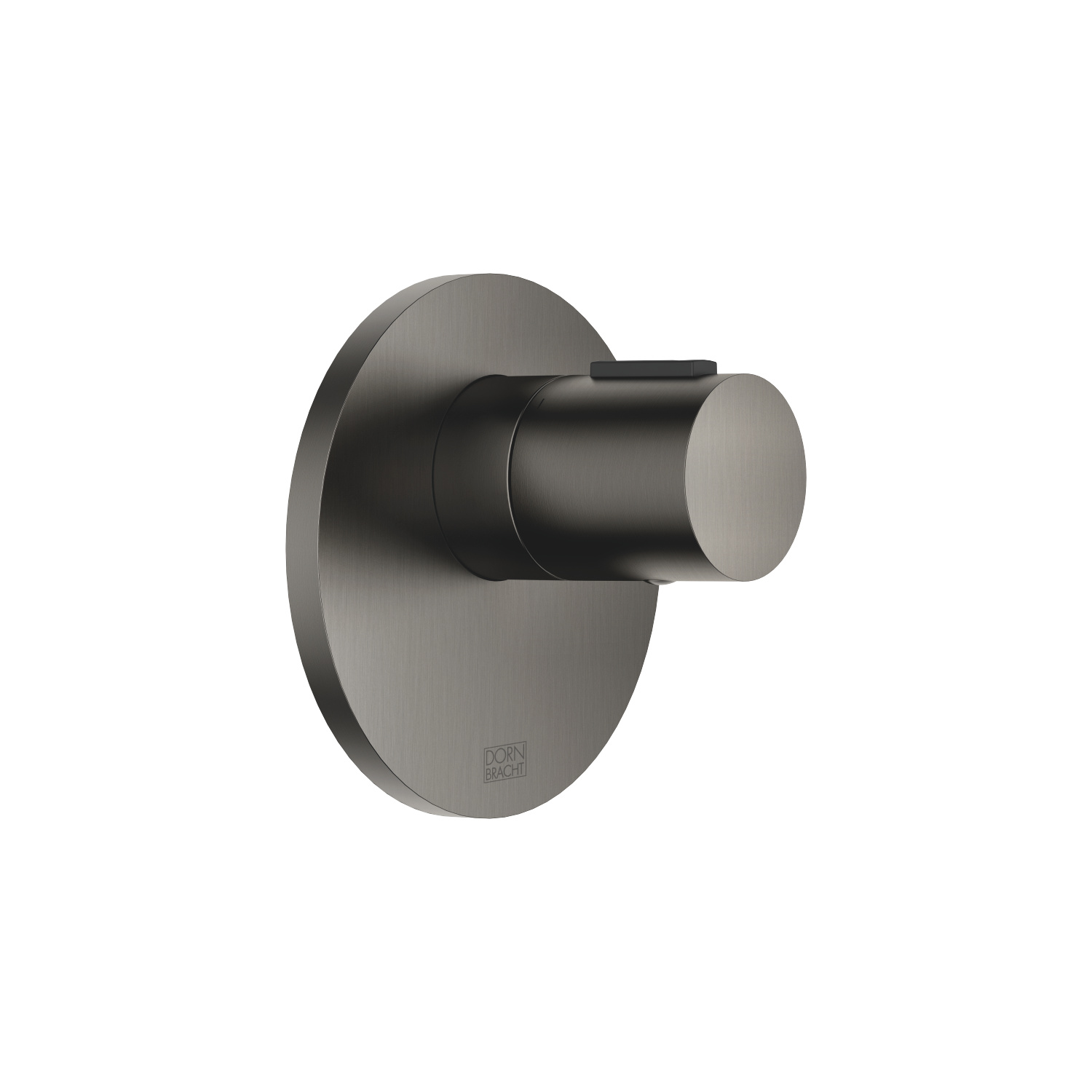 xTOOL Concealed thermostat without volume control - Dark Platinum matte