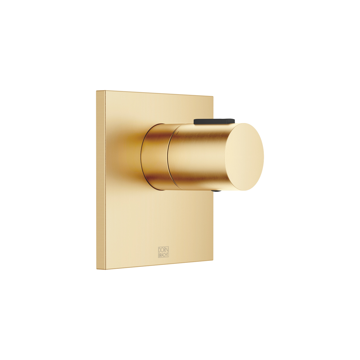 "xTOOL Concealed thermostat without volume control 1/2"" - brushed Durabrass"