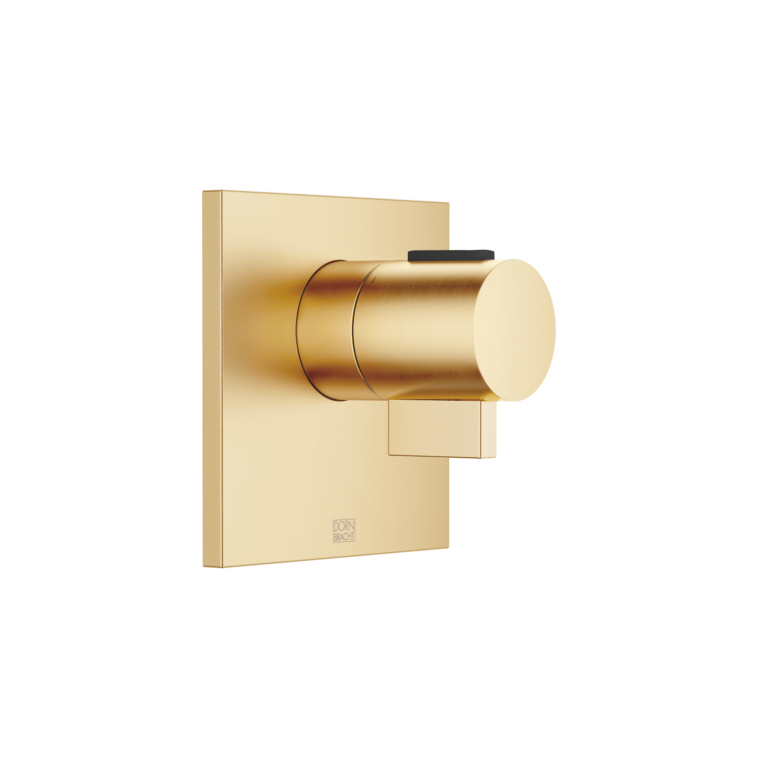"""xTOOL Concealed thermostat without volume control 1/2"""" - brushed Durabrass"""