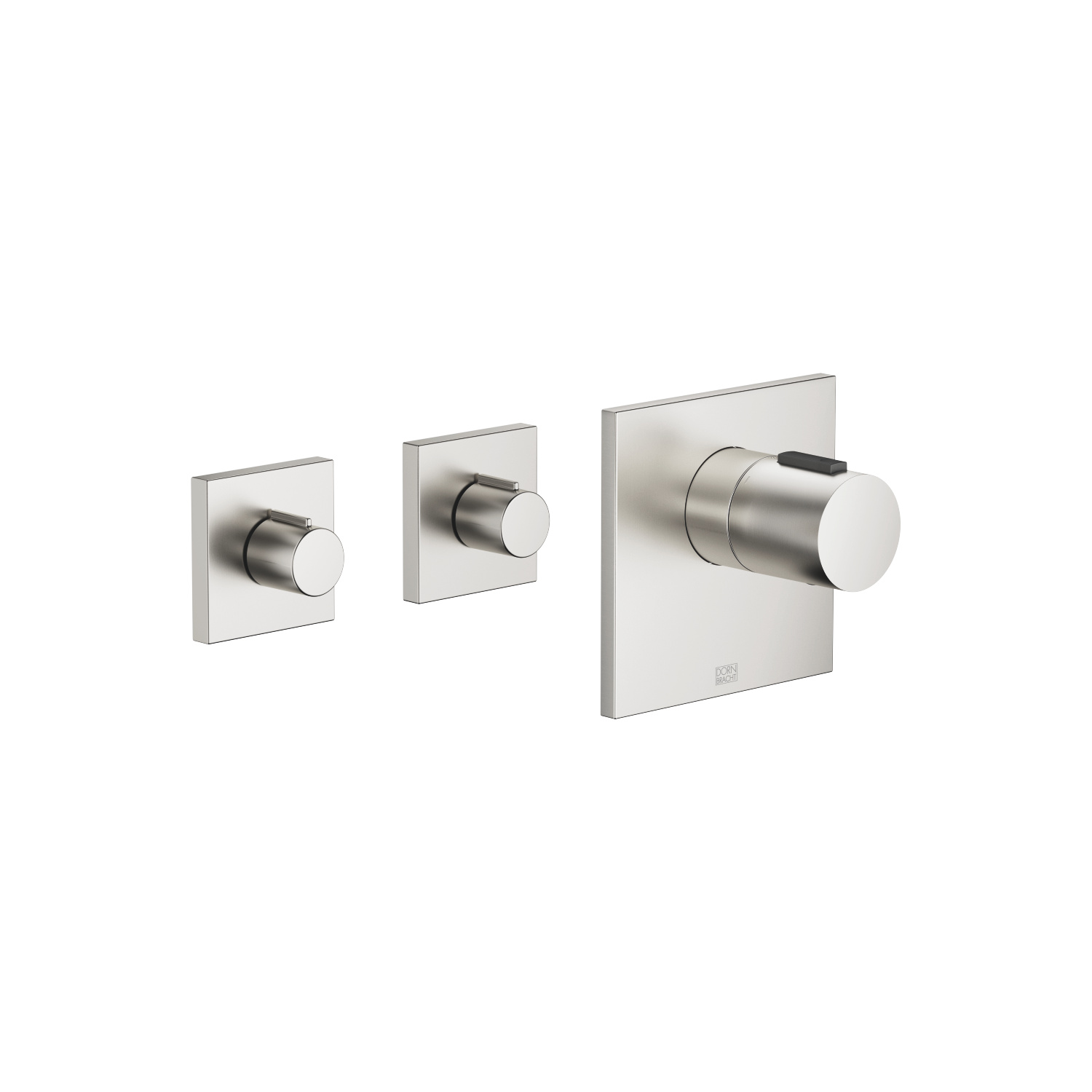 xTOOL thermostat with two volume controls - platinum matte