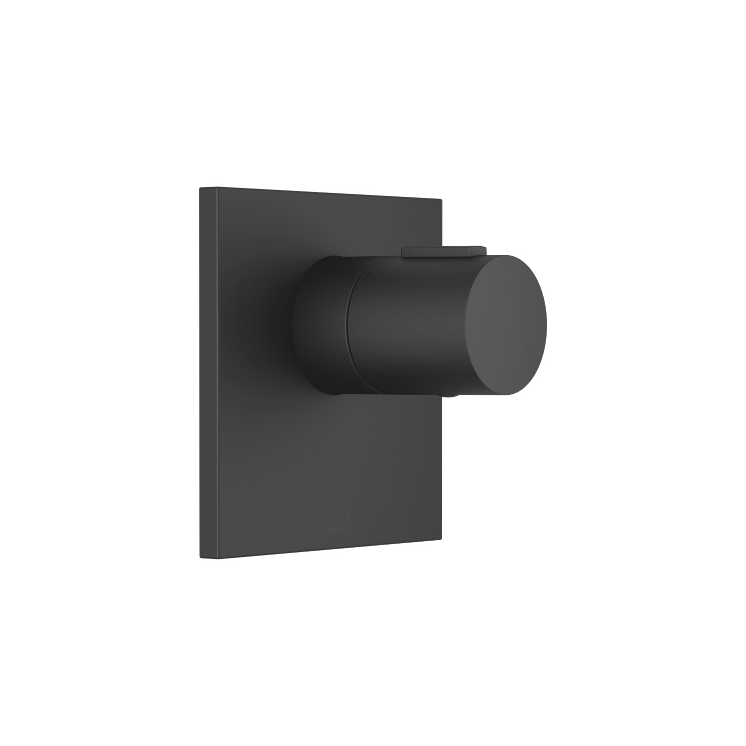 """xTOOL Concealed thermostat without volume control 3/4"""" - matt black"""