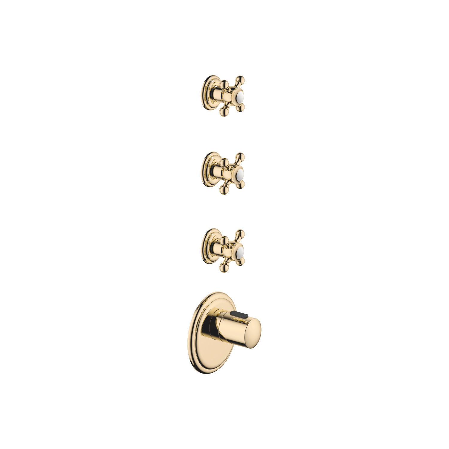 xTOOL Thermostat module with 3 valves - Durabrass