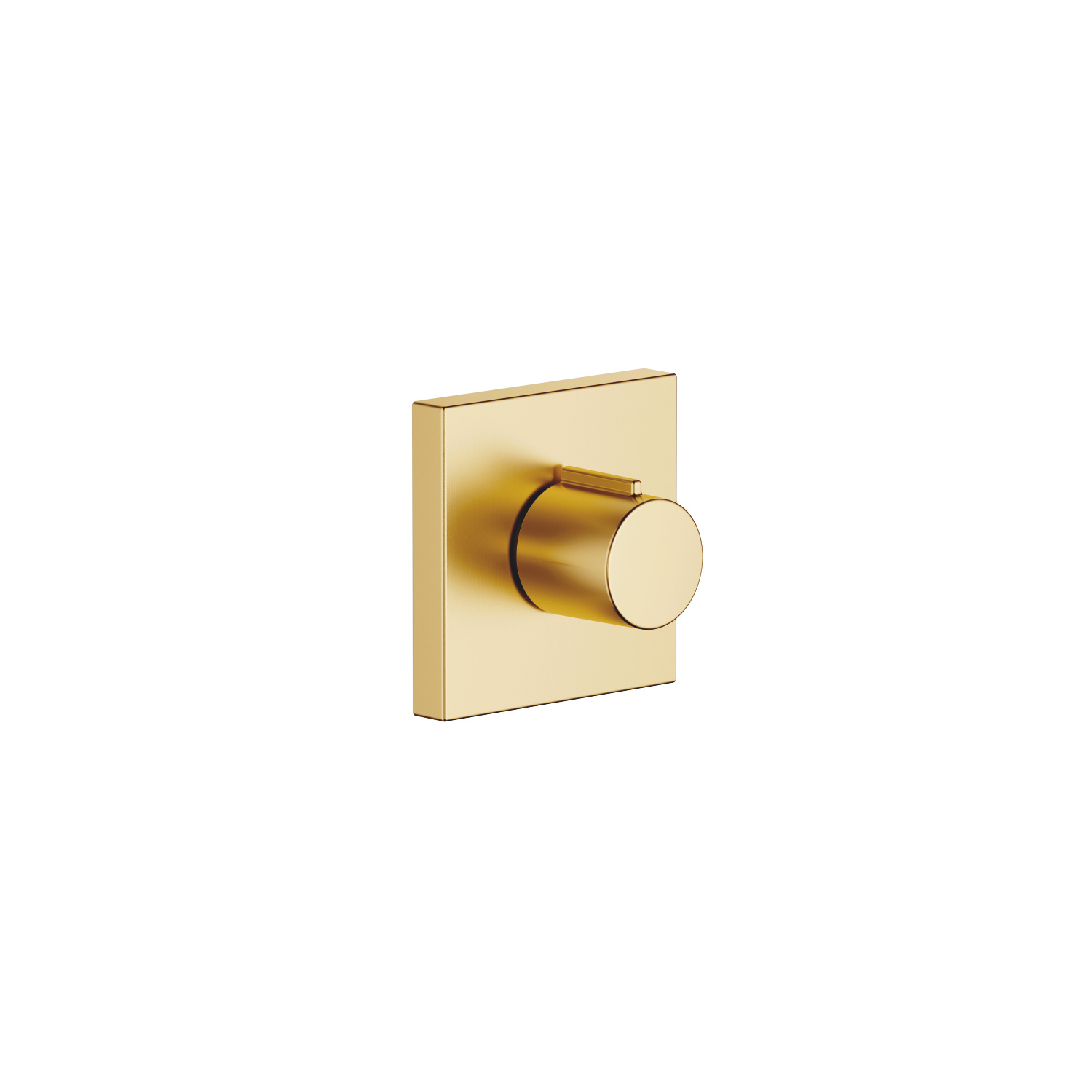 "Wall valve anti-clockwise closing 3/4"" - brushed Durabrass - 36 608 980-28"