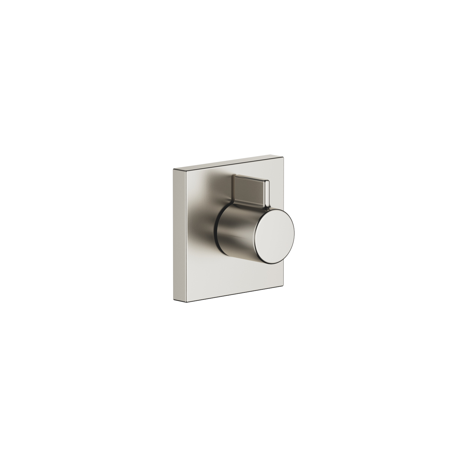 "Wall valve anti-clockwise closing 3/4"" - platinum matt"