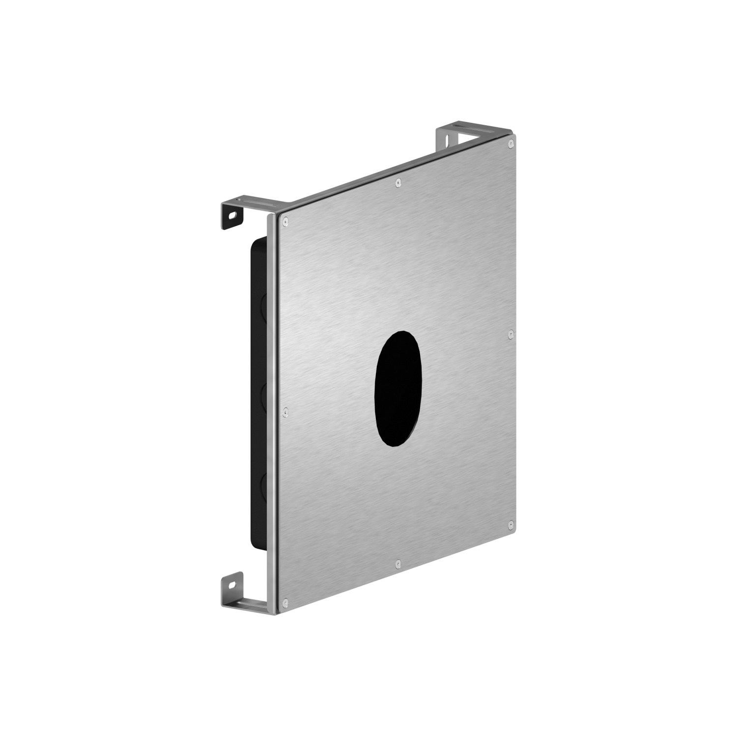 Drybox for floor mounting -
