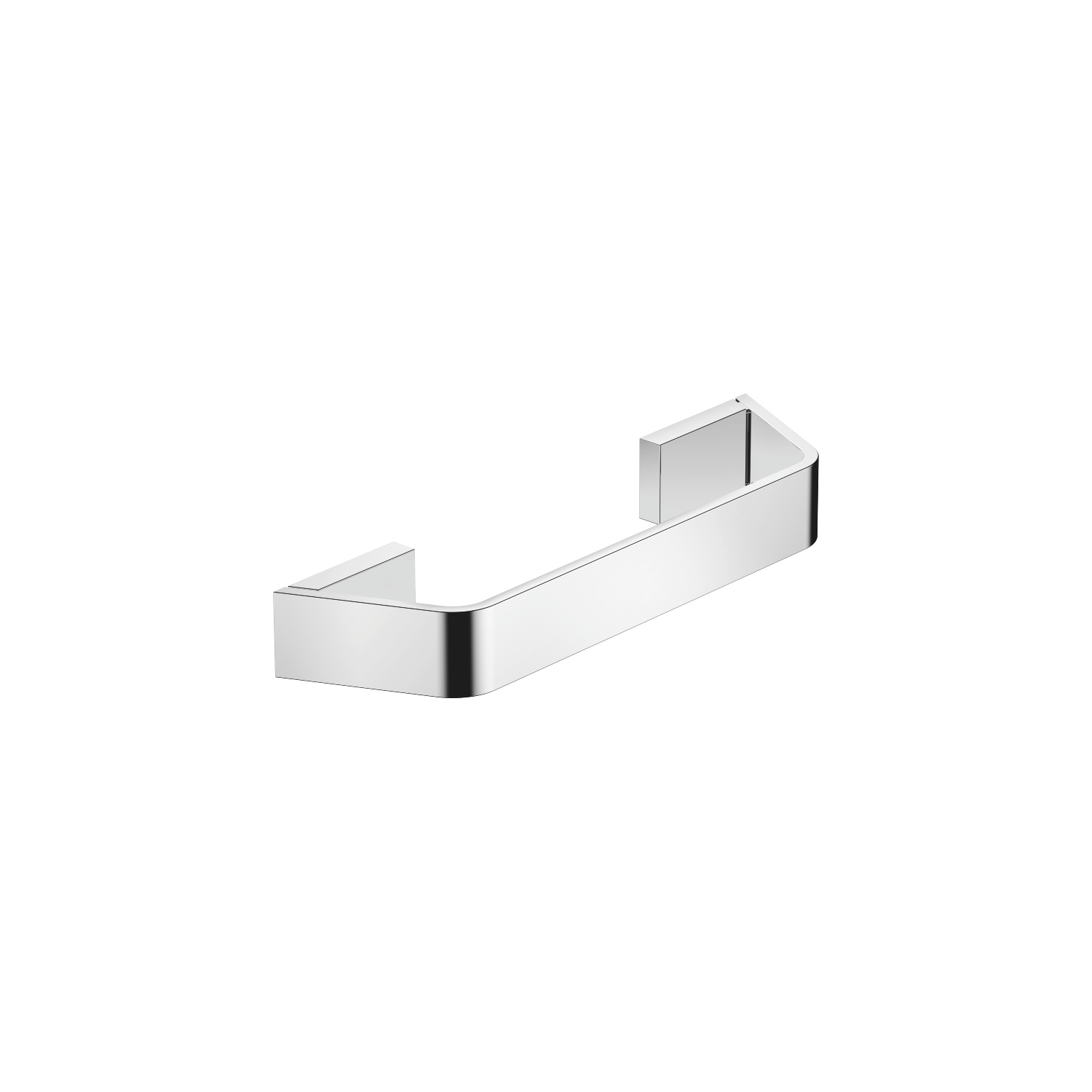Bath grip - polished chrome